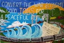 convert the war economy