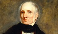 Painting of William Wordsworth